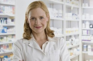 Pharmacist-in-charge